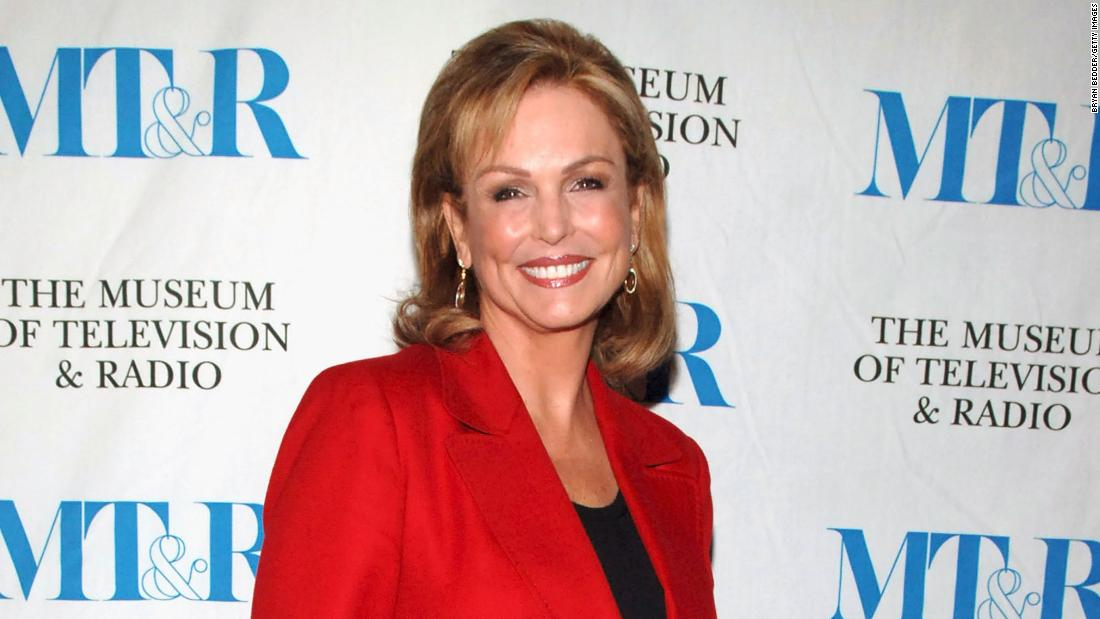 Photo of Phyllis George, pioneering sportscaster and former Miss America, has died | Brian Stelter, CNN Chief Media Correspondent