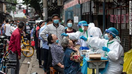 "Wuhan declared a ""10-day battle"" to test its 11 million residents for coronavirus."