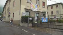 La principale casa di cura di Nembro, dove in poche settimane molti dei suoi residenti sono morti a causa del virus.