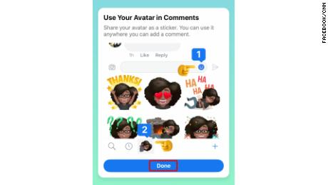 Facebook Avatar: Here's how to make yours