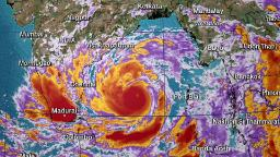 India and Bangladesh brace for the strongest storm ever recorded in the Bay of Bengal