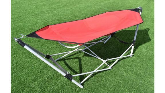Freeport Park Avondale Portable Folding Steel Frame Camping Hammock
