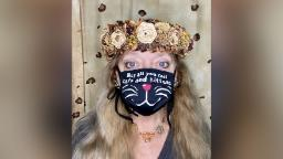 Carole Baskin of 'Tiger King' fame is selling leopard print face masks