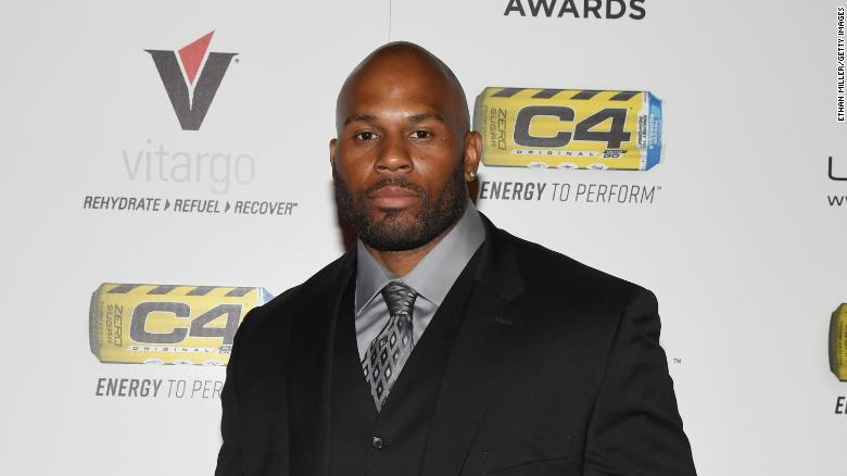 Professional wrestler/actor Shad Gaspard attends the 11th annual Fighters Only World MMA Awards at Palms Casino Resort on July 3, 2019 in Las Vegas, Nevada.