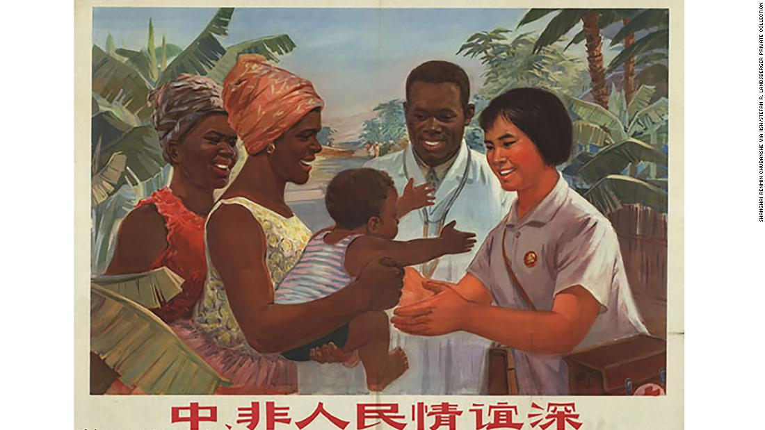 Discrimination towards Africans in China goes back decades
