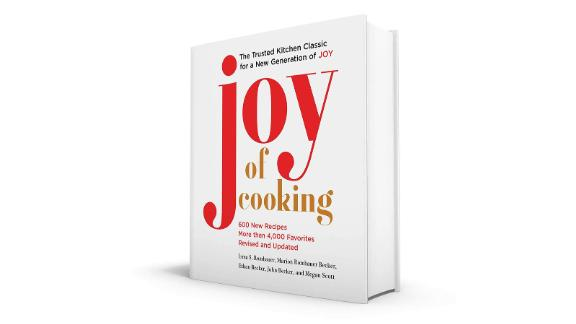 """Joy of Cooking"" 2019 Edition Fully Revised and Updated"