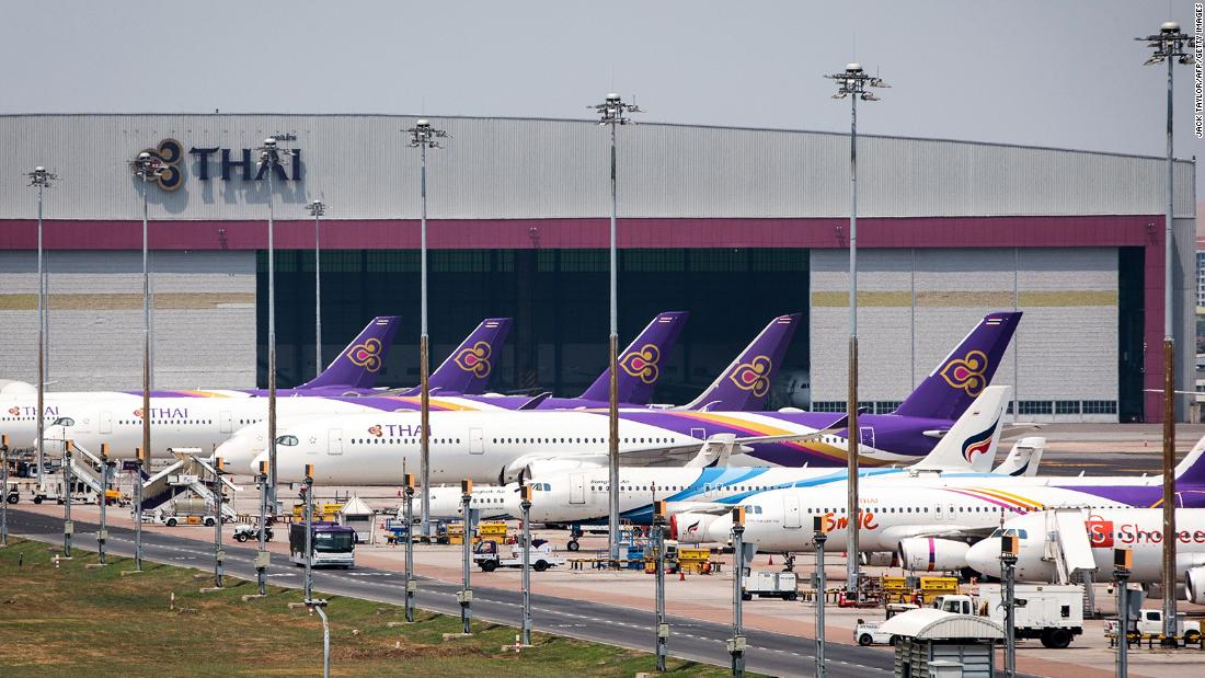 Thai Airways survives for now as government orders overhaul