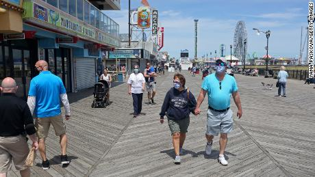 How beaches are preparing for Memorial Day during the pandemic