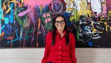 Kim Bavington, owner of Las Vegas-based Art Classes for Kids.