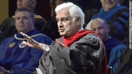 Ravi Zacharias died after battling sarcoma.