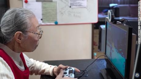 Japan's Gamer Grandma: Meet 90-year-old Hamako Mori, the world's ...