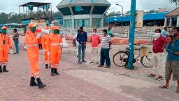 Cyclone Amphan evacuations in India and Bangladesh complicated by coronavirus