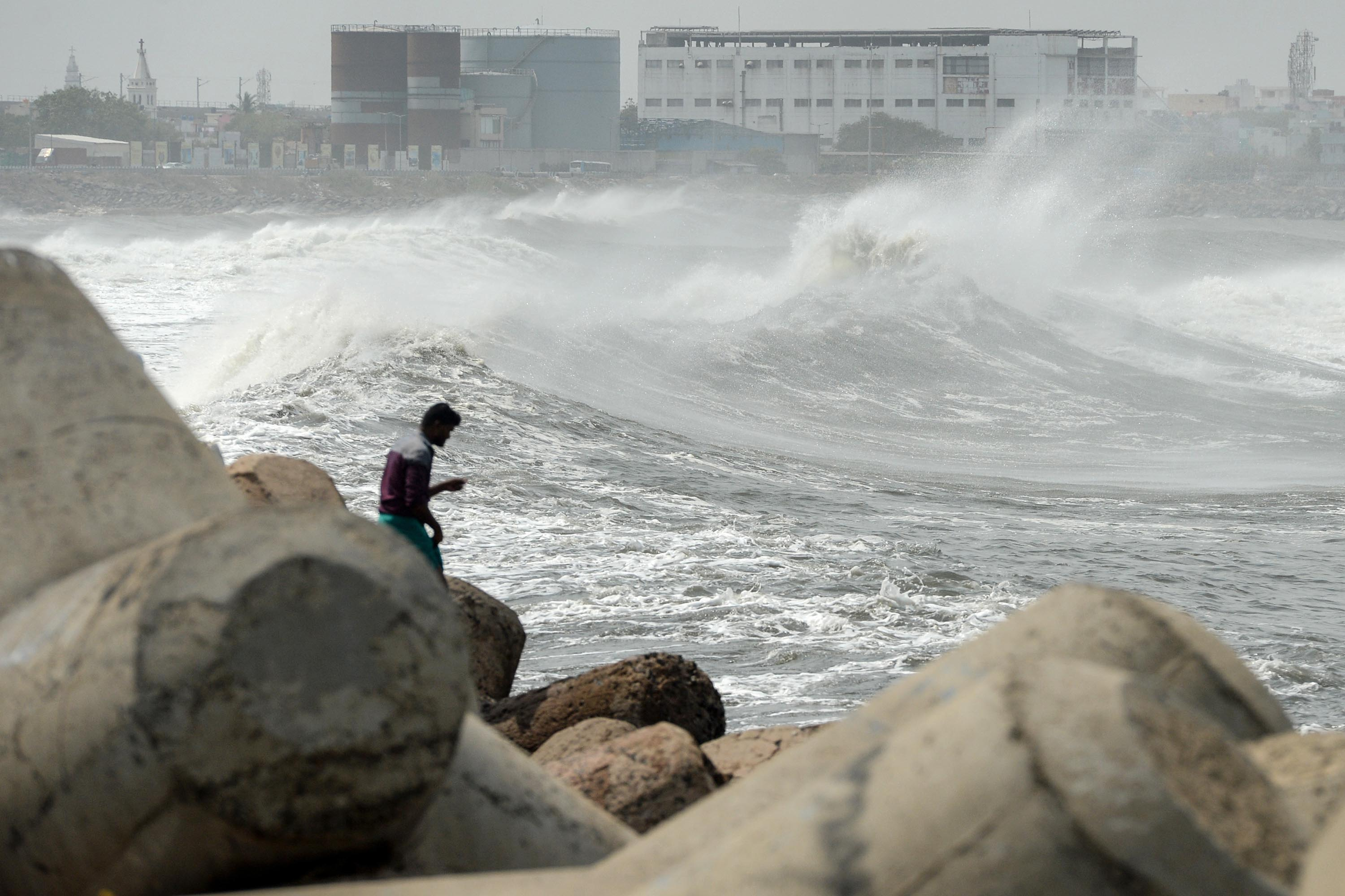 Cyclone Amphan Update India And Bangladesh Brace For Record Storm Cnn