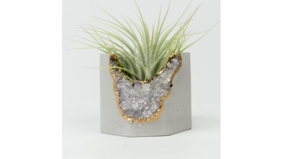 Geode Candle Holder/Planter