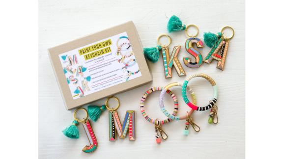 DIY Keychain Painting Kit