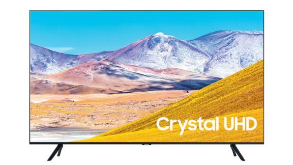 Samsung 43-inch TU8000 Crystal 4K TV