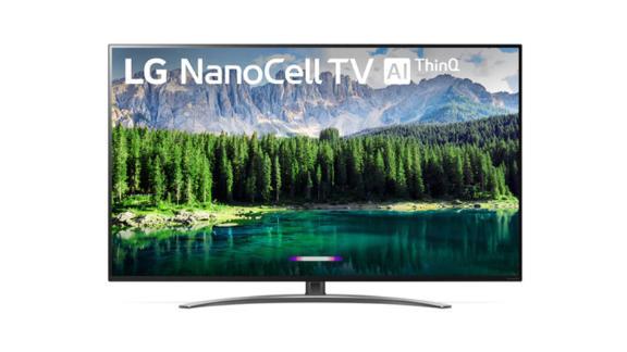 LG 85-inch NanoCell 4K UHD Smart TV