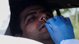CDC estimates that 35% of coronavirus patients don't have symptoms