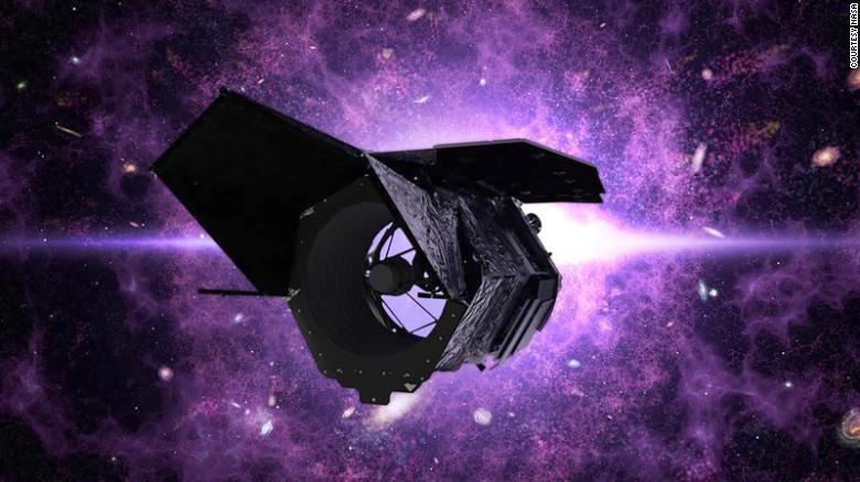 NASA's Wide Field Infrared Survey Telescope, slated to launch in the mid-2020s, has been named the Nancy Grace Roman Space Telescope, after NASA's first chief astronomer.