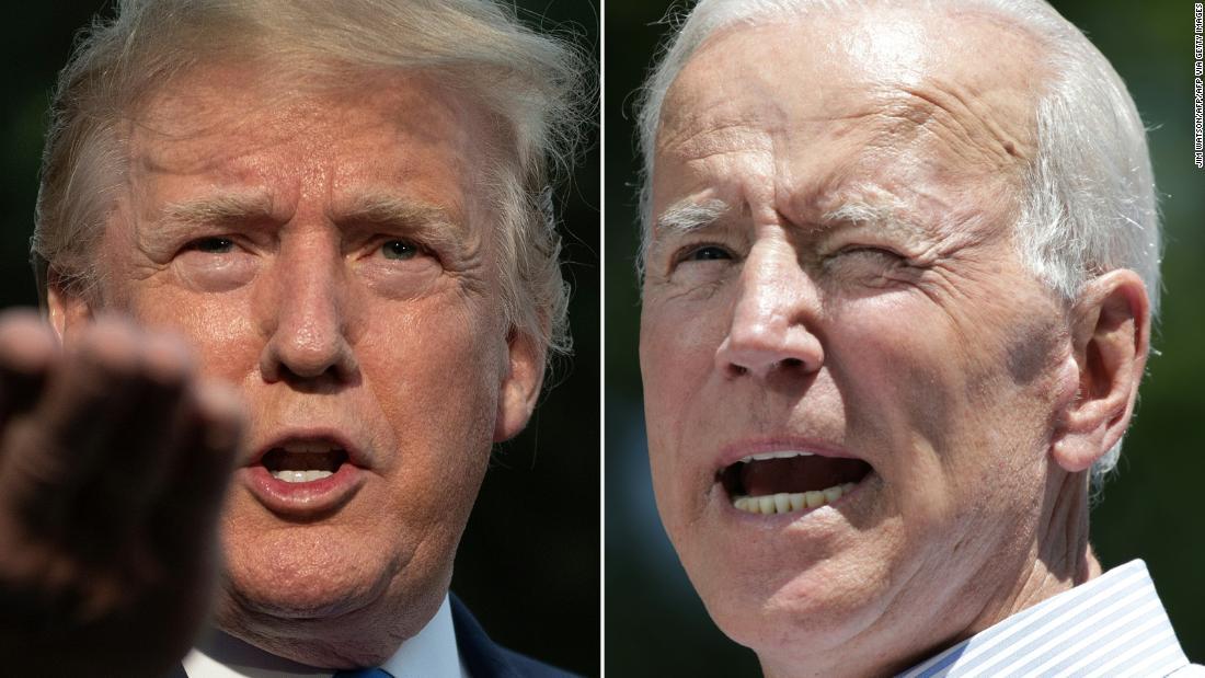 Trump campaign plans $1 million advertising attack after Biden's black voters comment