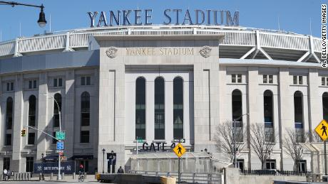 A large parking lot near Yankee Stadium will be home to a drive-in festival.