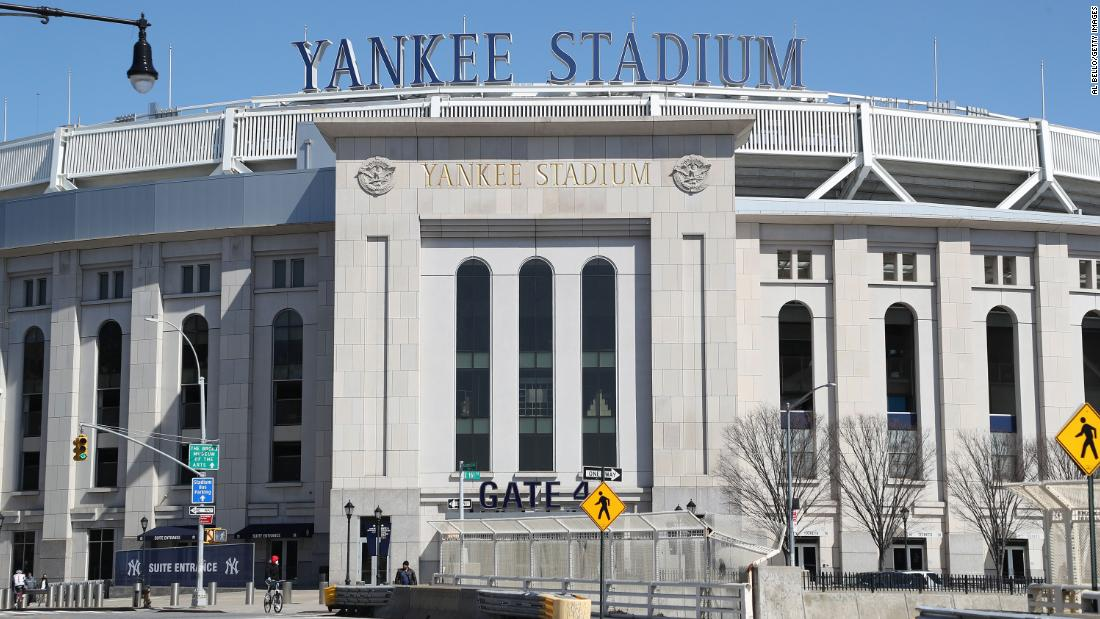 Yankee Stadium will play host to a drive-in festival this summer in New York City