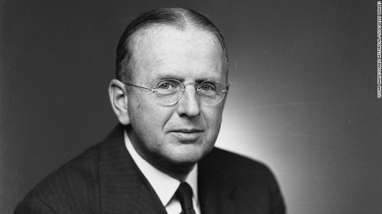 "Norman Vincent Peale wrote the bestselling 1952 self-help book, ""The Power of Positive Thinking."" It sold millions of copies."