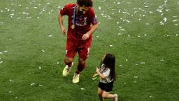 Mo Salah says Champions League final goal celebration was inspired by his daughter