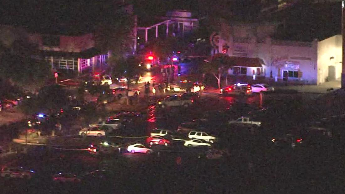 Photo of At least two people injured in shooting at Arizona shopping complex, police say | Andy Rose, CNN