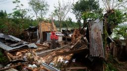 Thousands in India and Bangladesh left homeless as Cyclone Amphan heaps misery on coronavirus-hit communities