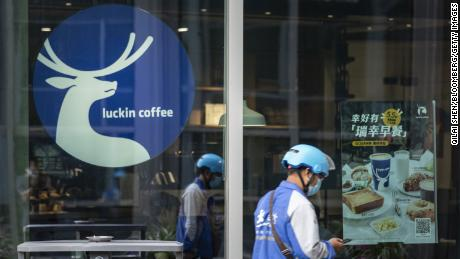 "Luckin Coffee's co-founder insisted he ""didn't play tricks"" in order to cheat investors."