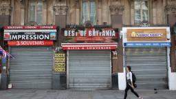 Remember Brexit? Why Britain could really struggle to dig itself out of recession
