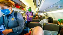 Though far from the norm, nearly 500 US flights per day depart more than 70% full