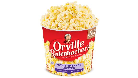 Orville Redenbacher's Movie Theater Butter Popcorn Tub