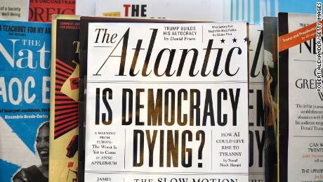 The Atlantic laid off 68 staffers despite its unparalleled pandemic coverage