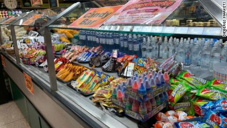 Grocery store replaces salad bar with beer, cereal and candy because of  coronavirus - CNN