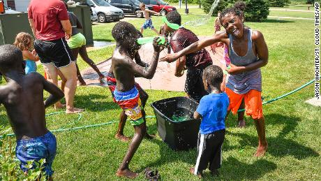 A water balloon fight might be the highlight of your weekend.