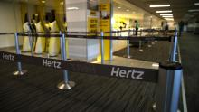 Hertz files for bankruptcy