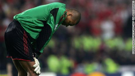 """""""Sometimes when we watch the match today, we still can't believe it,"""" says former AC Milan Brazilian goalkeeper Dida."""