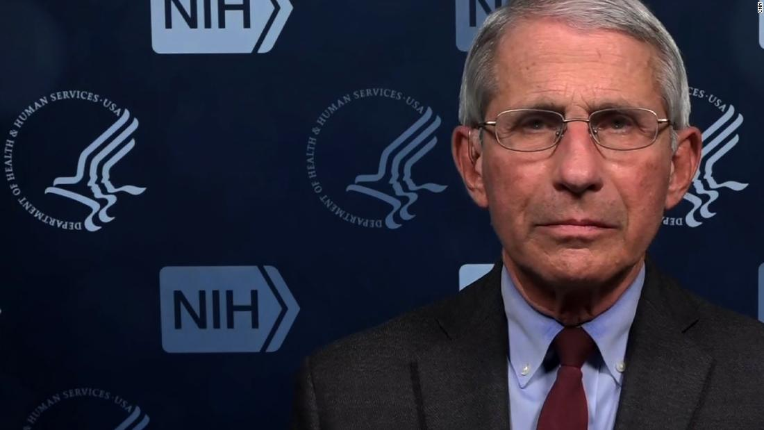 We will be seeing more of the scientists from the White House coronavirus task force soon, Fauci says