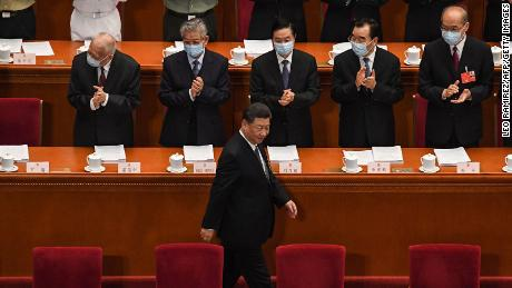 China will not set an economic growth target amid 'great uncertainty'