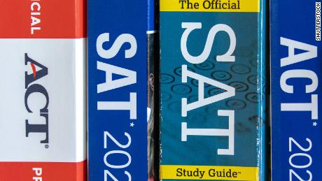 The ACT and SAT tests will not be an admissions requirement until 2024 in the University of California (UC) system.