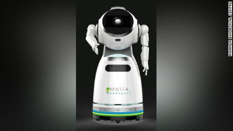 Roboții au capacitatea de a livra medicamente și alimente pacienților cu Covid-19