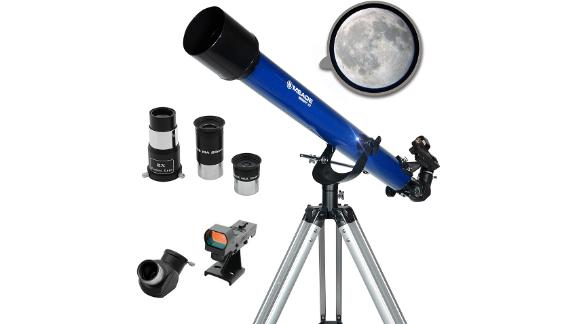 Meade Instruments Infinity 60mm Portable Refracting Astronomy Telescope for Kids & Beginners