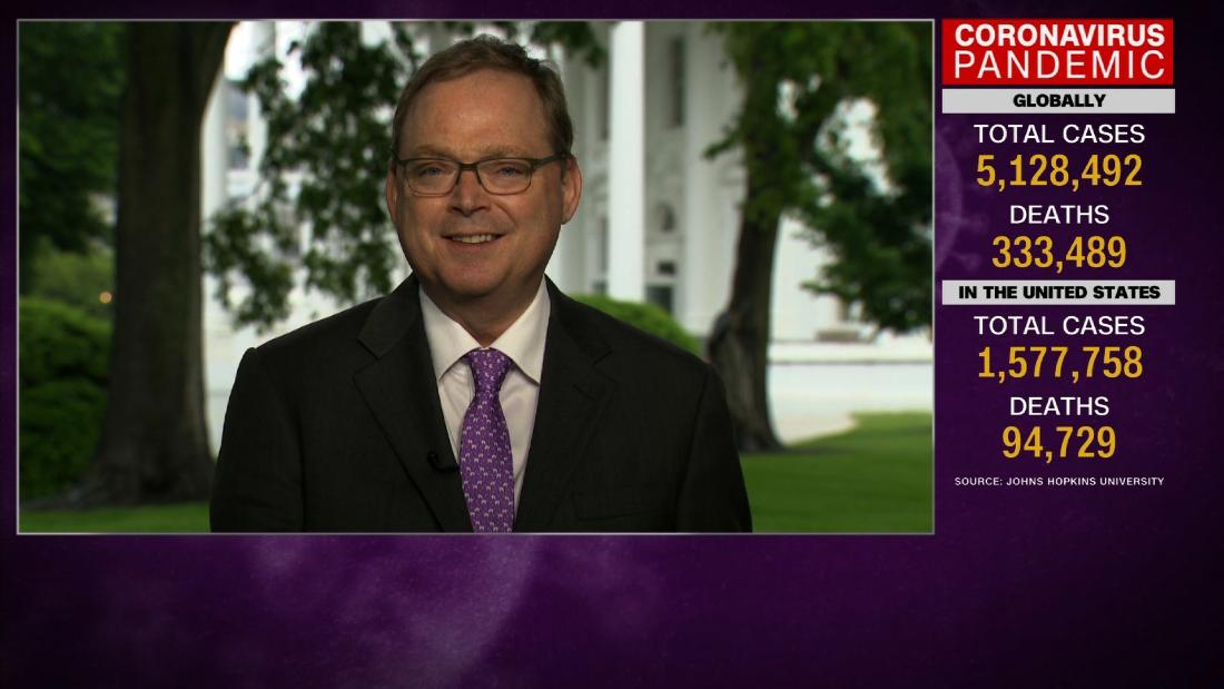 Unemployment rate could hit 23%: Kevin Hassett