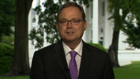 White House adviser: China's security law a 'scary move'