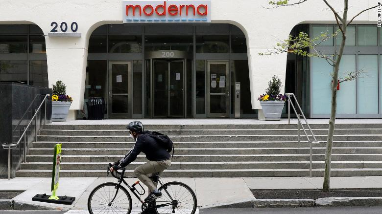 Moderna chairman on the early results of a coronavirus vaccine trial