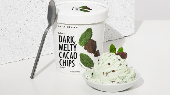 Mint + Dark, Melty Cacao Chips