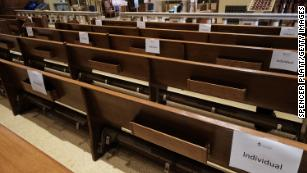Faith leaders stress caution on reopening churches as Trump pushes for in-person services