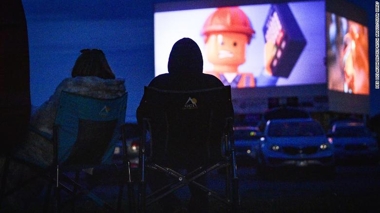 Drive In Movie Theaters Are Making A Comeback Thanks To Coronavirus Cnn